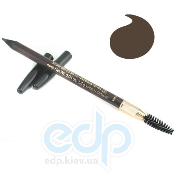 Карандаш для бровей Yves Saint Laurent -  Dessin Des Sourcils Eyebrow Pencil №02 Dark Brown/Темно-Коричневый